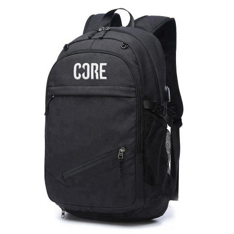 CORE Helmet Backpack, Black