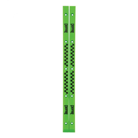 Creature Skateboards Grind Slide Rails, Green