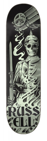 Creature Skateboards Tales Of Russel Deck 8.375