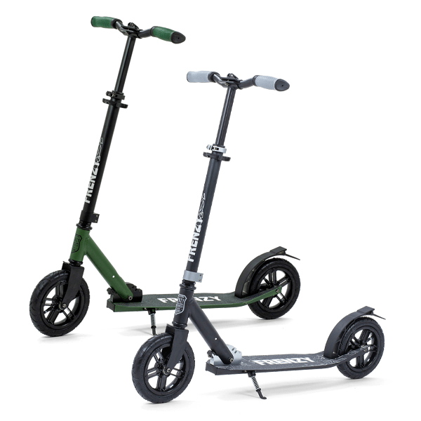 Frenzy 205mm Pneumatic Plus Recriational Scooter