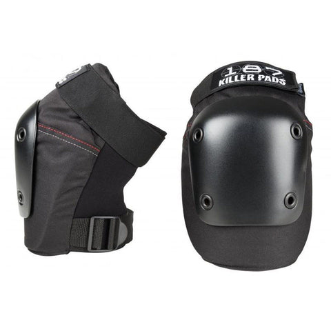 187 Killer Pads Fly Knee Pads, Black/Black