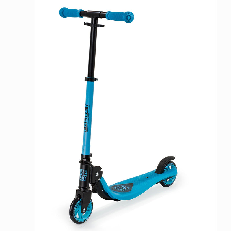 Frenzy Scooters Junior Recreational Scooter 120mm, Blue commuter scooter Frenzy Scooters