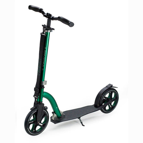 Frenzy Scooters 215mm Recreational / Commuter Scooter, Green