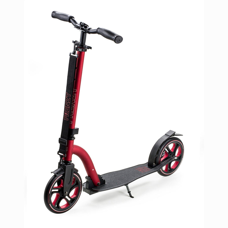 Frenzy Scooters 215mm Recreational / Commuter Scooter, Red Stunt Scooter Frenzy Scooters