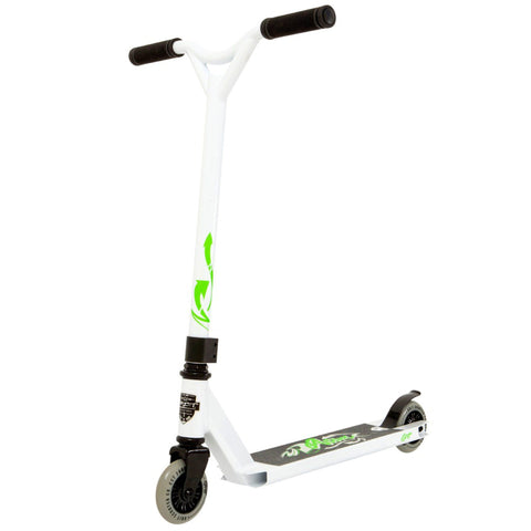 Grit Scooters 2019 Atom Complete Stunt Scooter, White