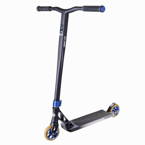 Grit Scooters Ben Thomas Signature Complete Scooter - Polished / Black