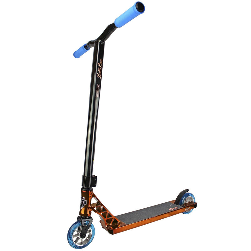Grit Scooters 2019 Elite Complete Stunt Scooter, Gold/Black Complete Scooters Grit