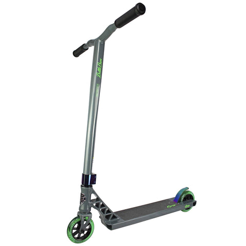 Grit Scooters 2019 Elite Complete Stunt Scooter, Satin Sky Grey
