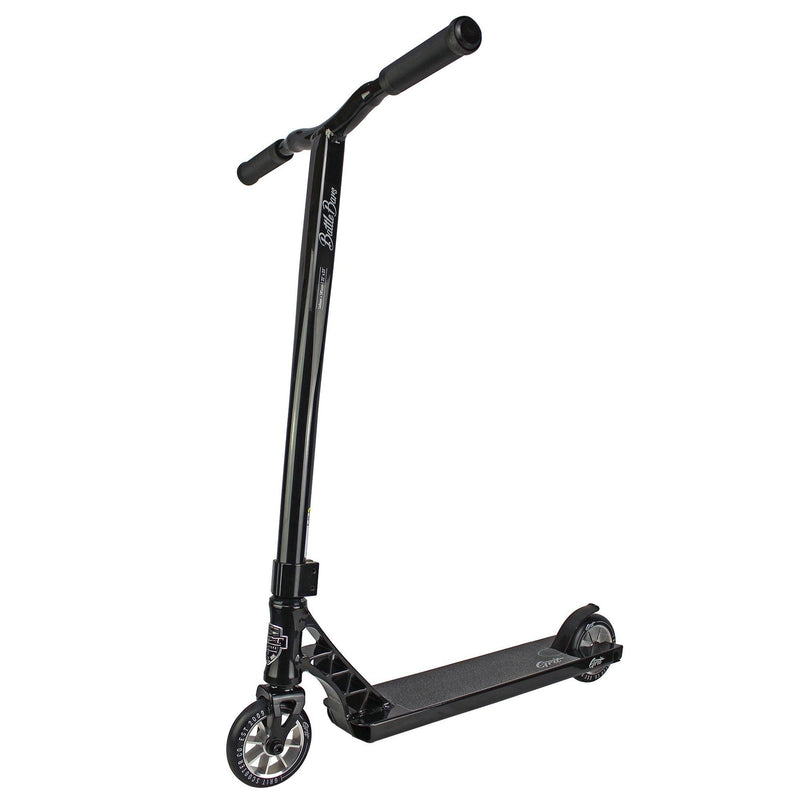 Grit Scooters 2019 Elite Complete Stunt Scooter, Satin Black Out Complete Scooters Grit