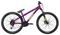 Mongoose Bikes 2019 Fireball Complete Mountain Bike, Purple