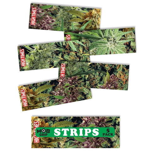 MOB Griptape Strips 5 Pieces, High Times