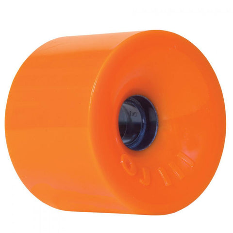 OJ Soft Thunder Juice 75mm Skateboard Wheels 78A, Orange (Pack of 4)