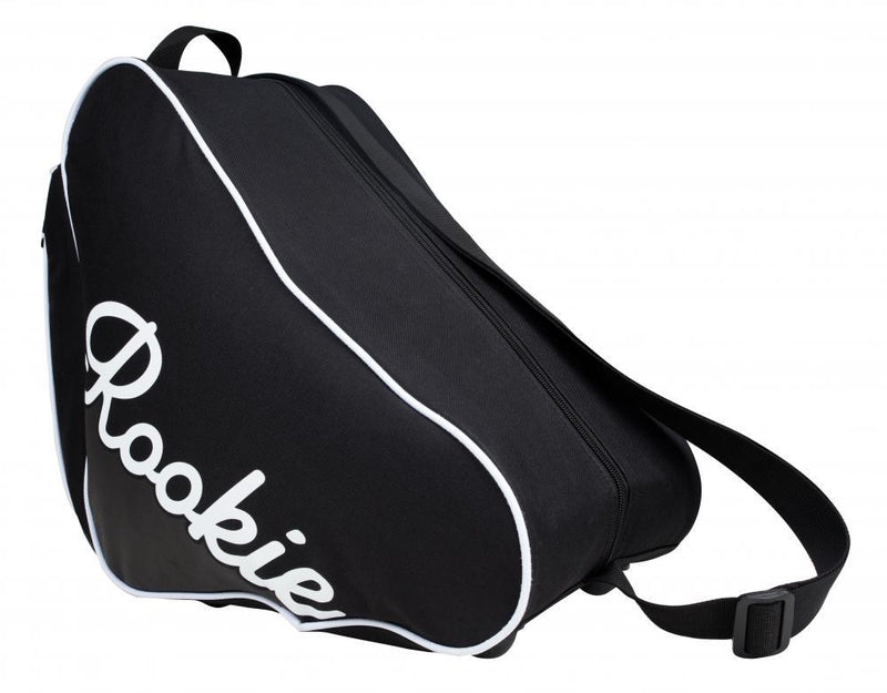 Rookie Quad Skate & Roller Derby Bag, Black Backpack Rookie