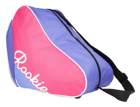 Rookie Quad Skate & Roller Derby Bag, Purple/Pink