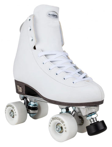 Rookie Quad Rollerskates Artistic - White