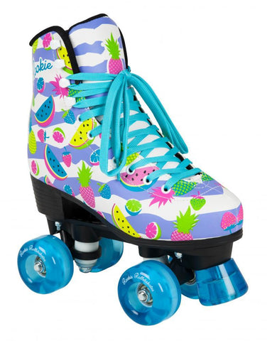 Rookie Quad Rollerskates Fruits - White/Multi