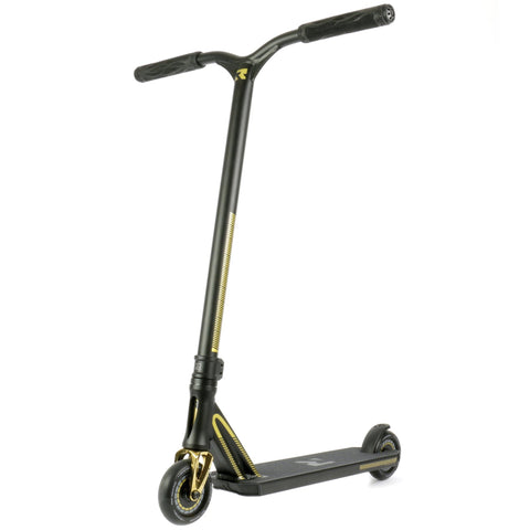 Root Industries Scooters 2019 Invictus Complete Stunt Scooter, Black/Gold