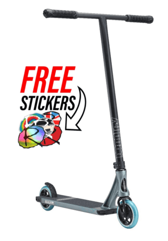 Blunt Scooters 2020 Prodigy S8 Street Complete Stunt Scooter, Grey