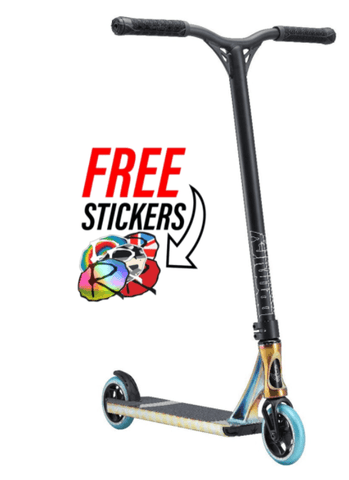 Blunt Scooters 2020 Prodigy S8 Complete Stunt Scooter, Oil Slick