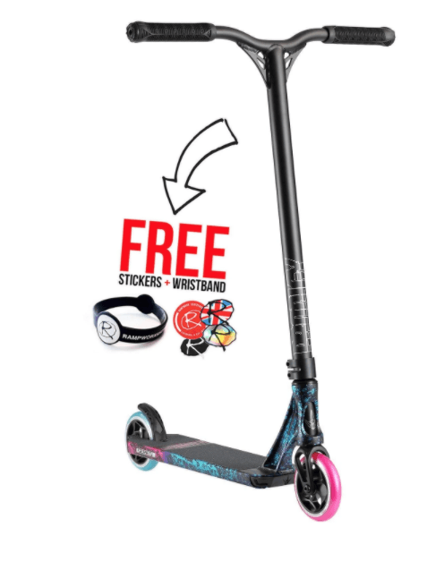 Blunt Scooters 2020 Prodigy S8 Complete Stunt Scooter, Dusk Complete Scooters Blunt