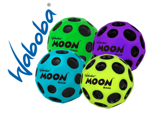 Waboba Popping Moon Ball - Bounces 100 FEET HIGH!