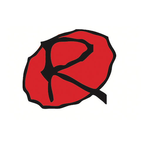 Rampworx Sticker, Red/Black