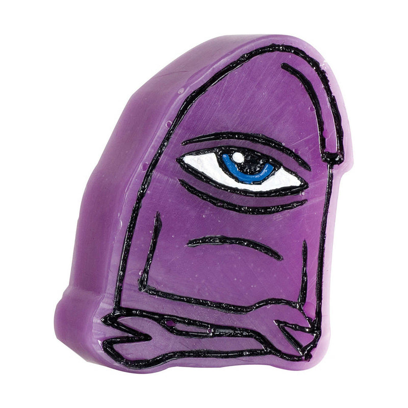 Toy Machine Skateboards Face Wax, Purple Wax Toy Machine