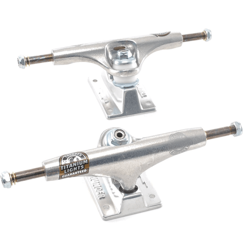 Thunder Trucks Titanium Light III Skateboard Trucks, All Sizes