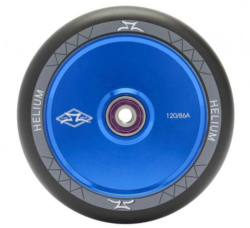 AO Scooters Helium Stunt Scooter Wheel 120mm, Blue