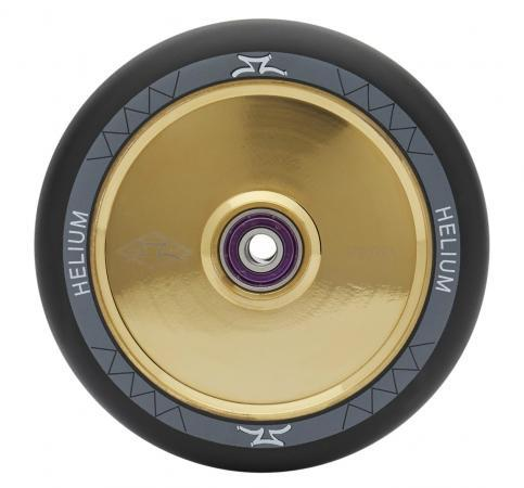 AO Scooters Helium Stunt Scooter Wheel 120mm, Gold