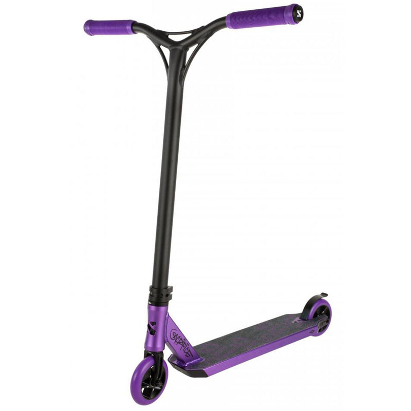 Sacrifice Scooters Flyte 115 Complete Stunt Scooter, Purple/Black Stunt Scooter Sacrifice