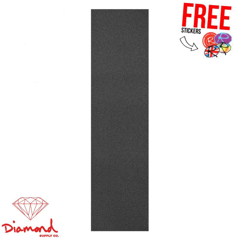 Diamond-Plain-Black