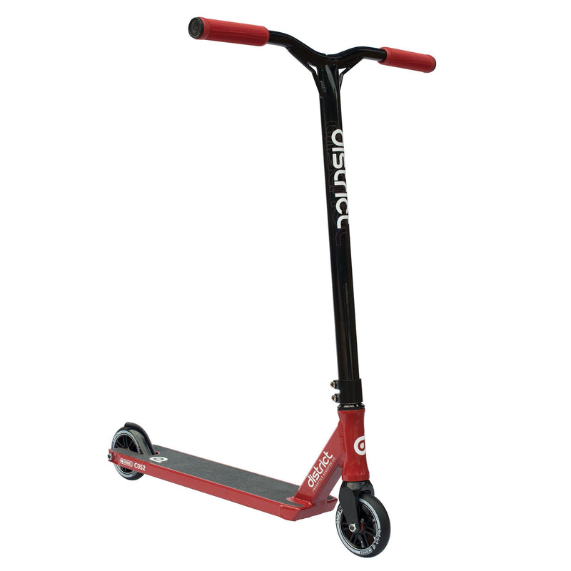 District C-Series C052 Stunt Scooter - Red/Black 2017 Stunt Scooter District