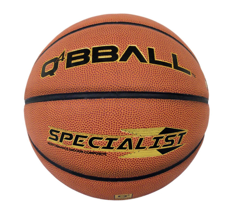 Q4 Specialist Basketball Indoor Composite - Size 7 Balls Q4 BBALL
