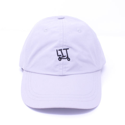 "UNDIALED ""Lit"" Cap - Light Grey"