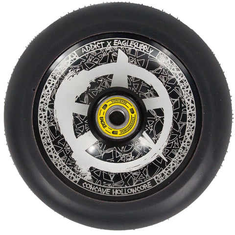 Eagle Supply Wheel 115mm Radix Addict Full Hollow Core