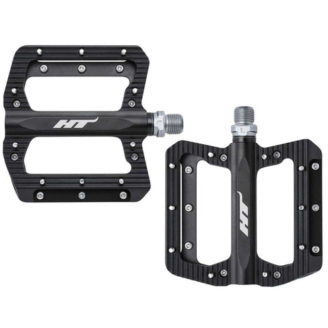 HT Components ANS01 Alloy Bike Pedals 9/16""