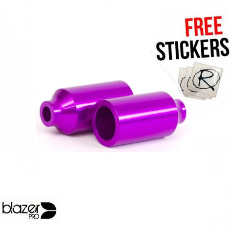 Blazer Pro Canista Scooter Pegs, Purple