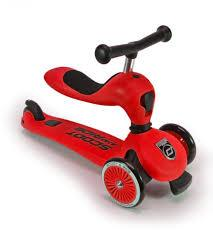 Scoot And Ride Highwaykick 1 Red