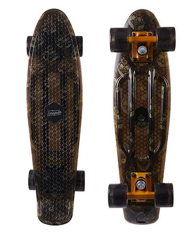 LMNADE Midnight Mini Cruiser Skateboard