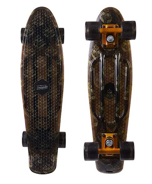 LMNADE Midnight Mini Cruiser Skateboard Skateboard LMNADE