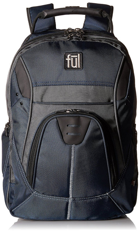 FUL Gung Ho Backpack Blue Accessories FUL