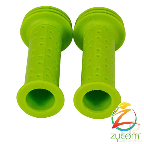 Zycom Cruz/Zipster Scooter Grips, Lime Green