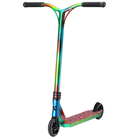 Sacrifice Scooters Flyte 120 Complete Stunt Scooter, Lollipop