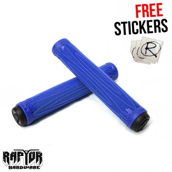 Raptor Hardware Cory Van Lew Signature Grips, Blue BMX AO Scooters