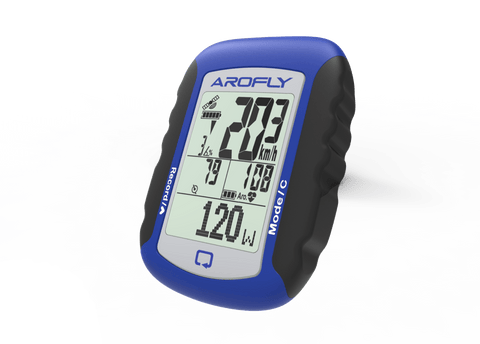 AROFLY Plus Meter - GPS Cycle Computer