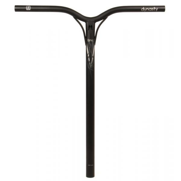 Ethic DTC Scooters 57 Dynasty Bars, Black Stunt Scooter Ethic DTC