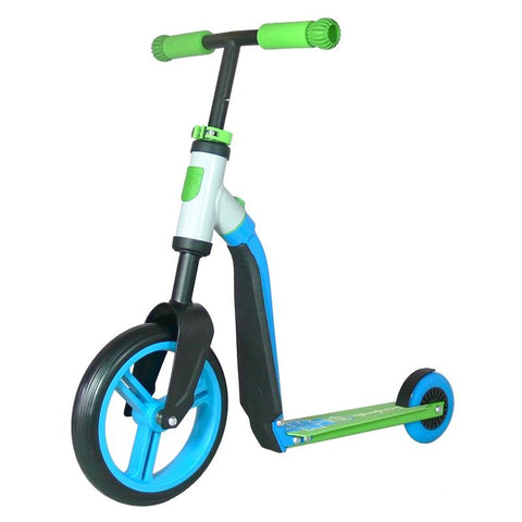 Scoot & Ride Highwaybuddy Blue/Green