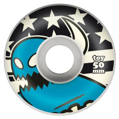 Toy Machine Skateboards Vice Wheels 50m, Blue