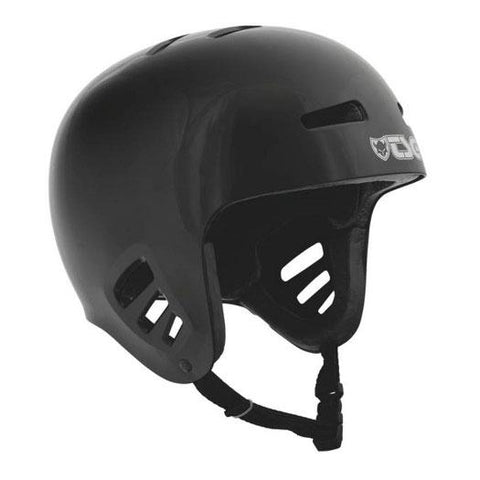 TSG Full Cut Dawn Helmet, Black